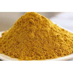Curry doux, île Maurice, 50 g